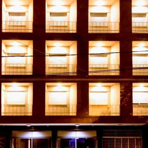 Frente Hotel NS