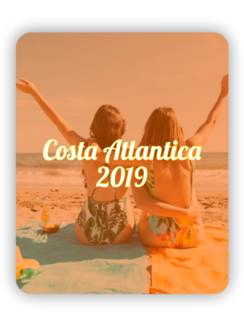 Costa Atlantica 2019-2020